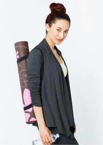 Lotus Packable Yoga Sweater - Packablez.com - Travel Accesories, Gadgets and Gear - 1