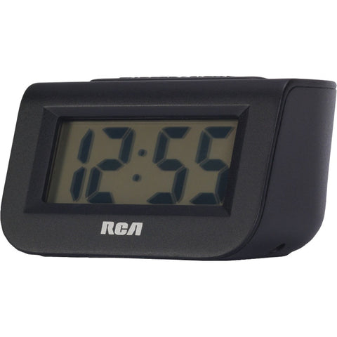 RCA RCD10 Alarm Clock with 1'' LCD Display