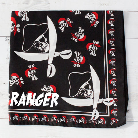 Pirate Personalized Pet Bandana - 4 Styles