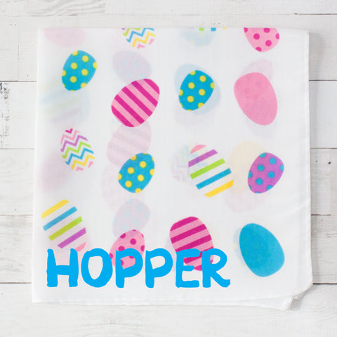 Easter Egg Personalized Pet Bandana