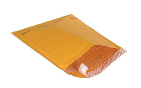Self-Seal Kraft Bubble Mailing Envelopes
