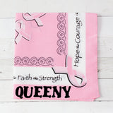 Pink Ribbon Designs Personalized Pet Bandana - 6 Styles