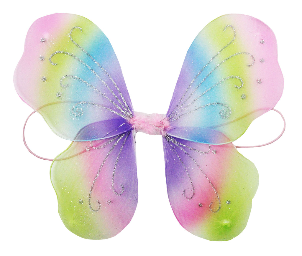 "15"" Butterfly Wings With Straps - Many Colors Available"