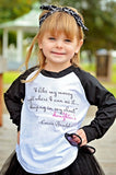 I Like My Money... Raglan T-Shirt, Tutu, Headband Set