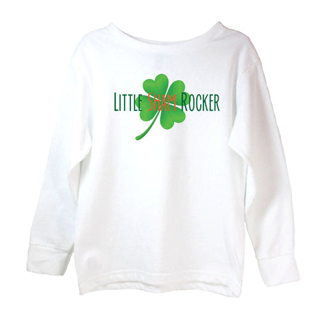 Little Sham Rocker Long Sleeve T-Shirt
