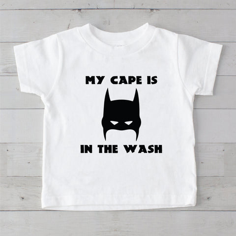 My Cape Is In The Wash Graphic T-Shirt