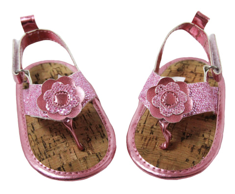 Sparkly Baby Sandals