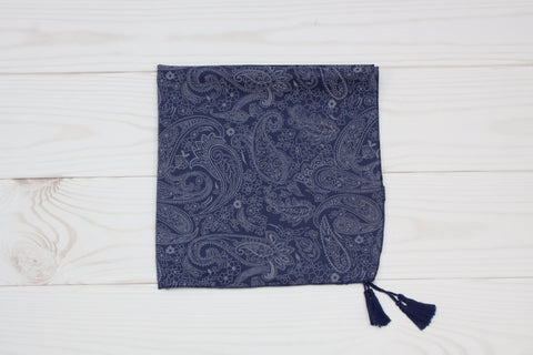 Women's Colorful Bandanas with Tassels