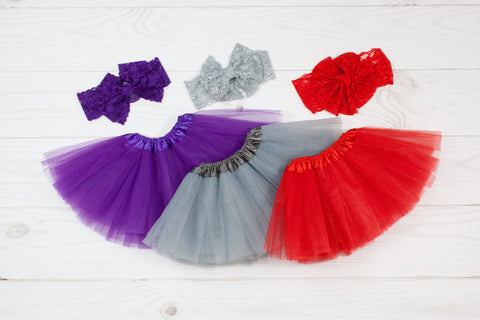 Tutu & Headband Playtime Starter Sets