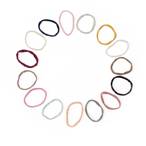 Soft Nylon Headband Assortment