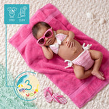 Baby Monthly Stickers - Beach