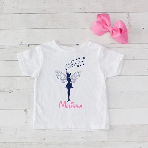 Fairy Dust Personalized Graphic T-Shirt