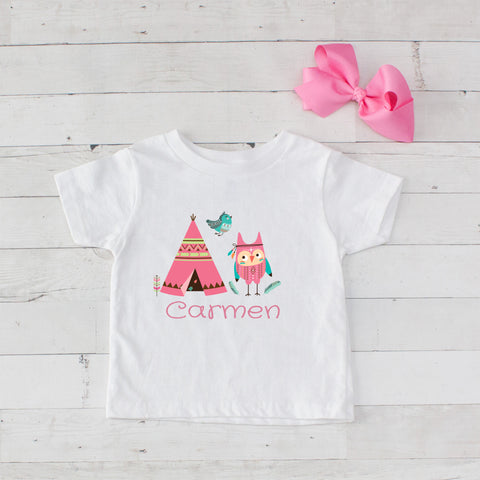 Little Village Personalized Graphic T-Shirt