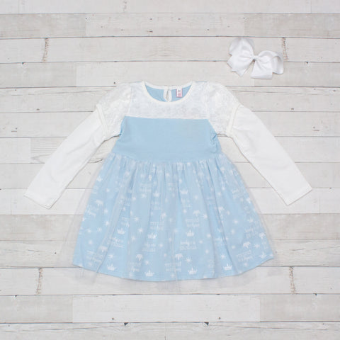 Girls Character Inspired Dress - Cinderella