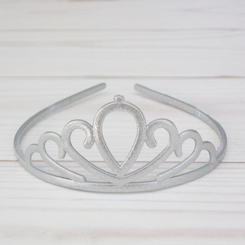 Princess Tiara Headbands - 6 Colors to Choose from