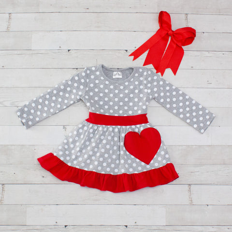 Little Big Heart Dress
