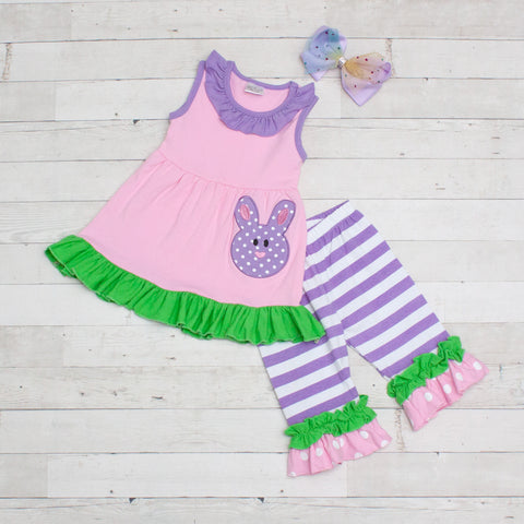 Little Hopper 2 Piece Outfit - Top & Pants