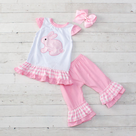 a65b366820a51 Little Girl Shorts | Girls' Ruffle Shorts | Wholesale Princess ...