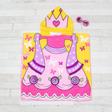 Little Princess Beach Towel Poncho