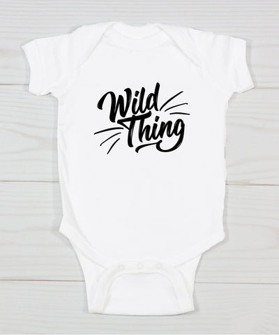 Wild Thing Bodysuit