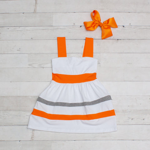Girls Character Inspired Dress - Star Wars BB8 Droid