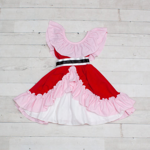 Girls Character Inspired Dress - Elena Of Avalor