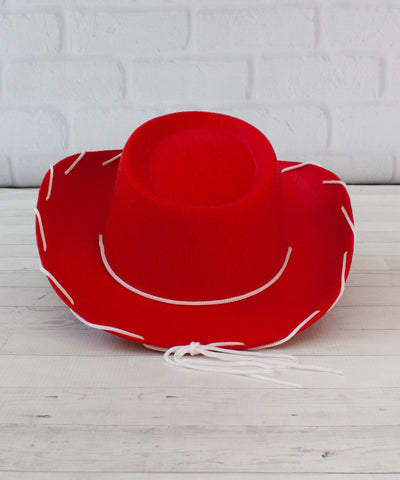 Kid's Cowboy Hats - Inspired by Woody and Jessie in Toy Story