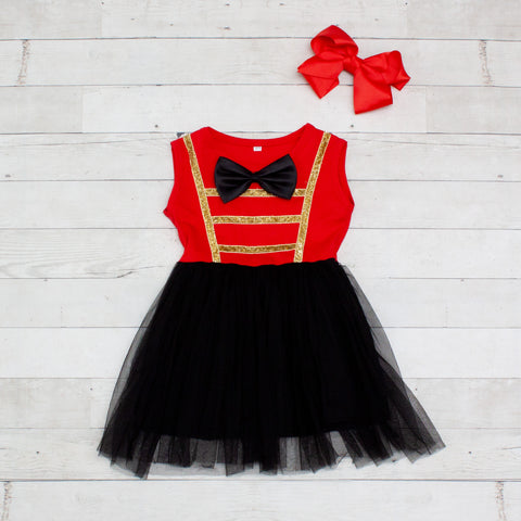 Girls Ringmaster Dress