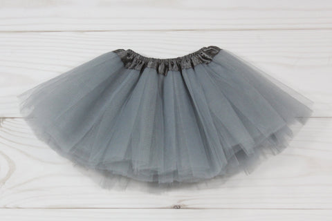 ON SALE - Infant Basic 3 Layer Tulle Dance Tutu (2 Colors)