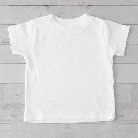 White Short Sleeve T-Shirts