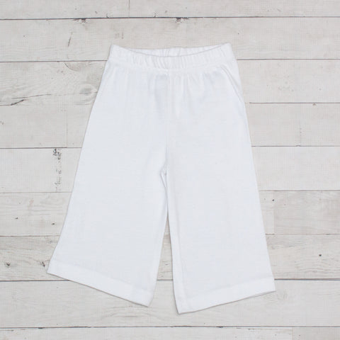 Infant Baby Rib Elastic Waist Shorts
