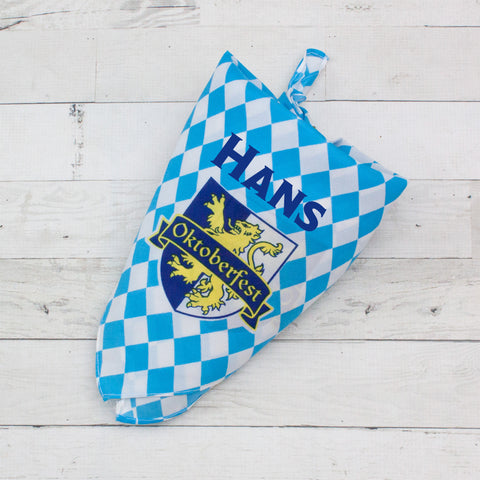 Oktoberfest Personalized Pet Bandana