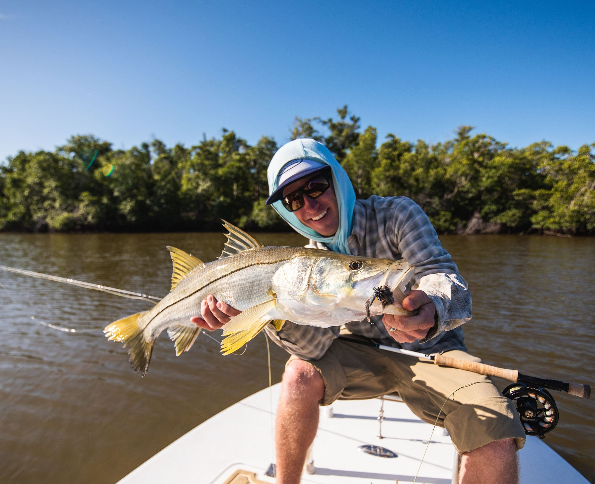 Fly Fishing Southwest Florida in Winter