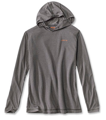 Orvis Men's Dry Release Pull Over Hoody