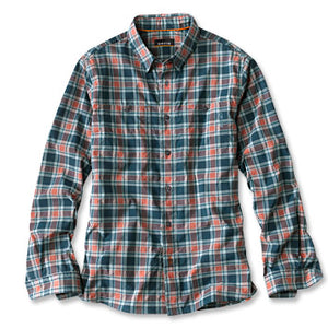 ORVIS JOHNSON FORK LONG-SLEEVED TECH SHIRT