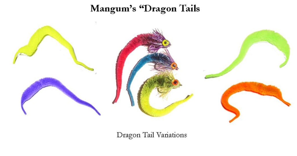 Mangum's Original Mini Dragon Tails