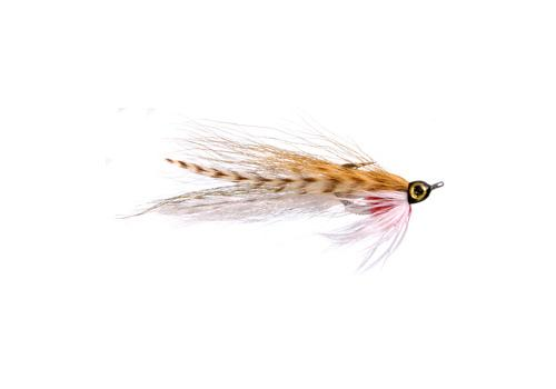 Mighty Minnow Tan/White