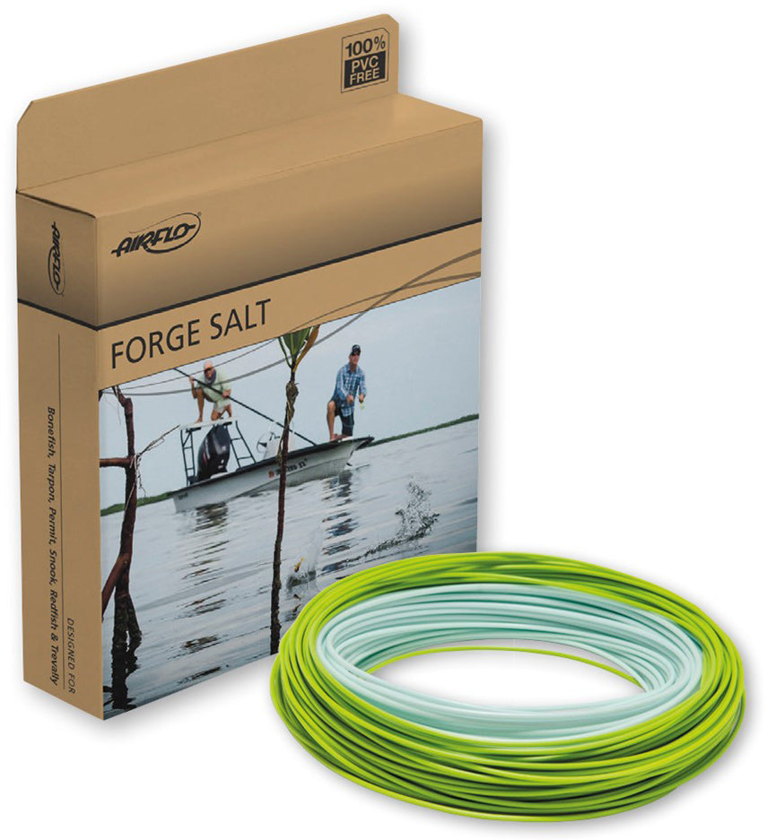 Forge Salt Fly Line