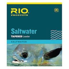 Rio Saltwater Tapered Leader
