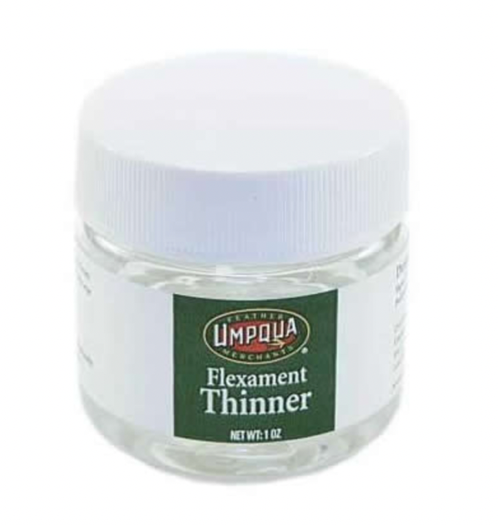 Umpqua Flexament Thinner