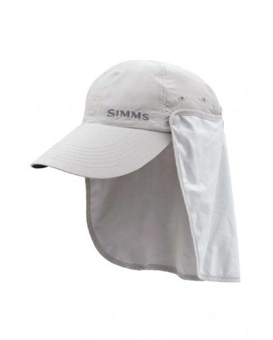 Simms Sunshield Hat - Grey - One size fits most