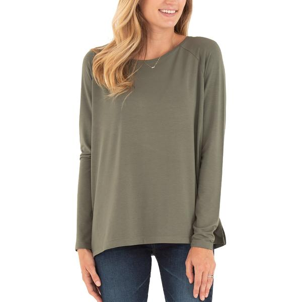 Free Fly Women's Bamboo Everyday Flex Long Sleeve