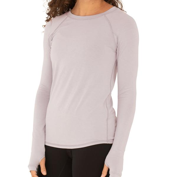 Free Fly Womens Bamboo Midweight Long Sleeve