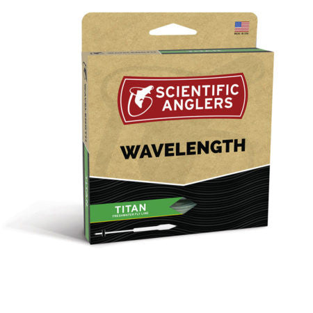 Scientific Anglers Wavelength Titan