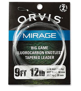 Orvis Mirage Big Game Tapered Leaders