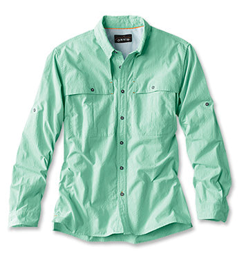 Orvis Open Air Casting Shirt long Sleeve