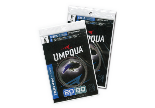 Umpqua Tarpon Leader 2pack