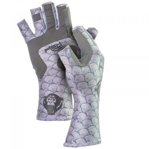 Fish Monkey Half Finger Guide Glove