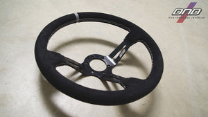 DND Performance: 350mm Suede Racing Wheel