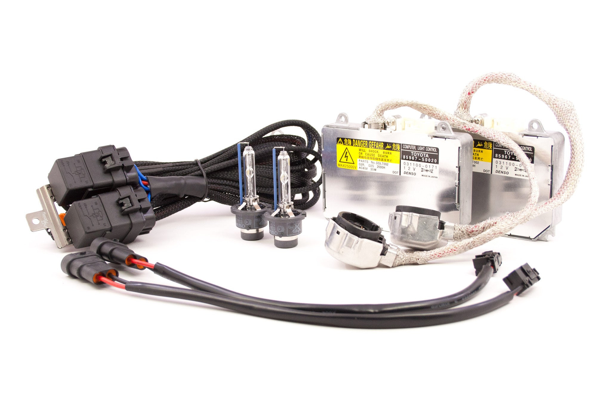 D2s Denso Canbus Oem Hid System Dropgearz Motorsports What Is A Wiring
